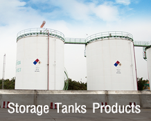storage tanks products